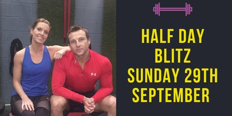 Ant & Ali's Half Day Bootcamp tickets