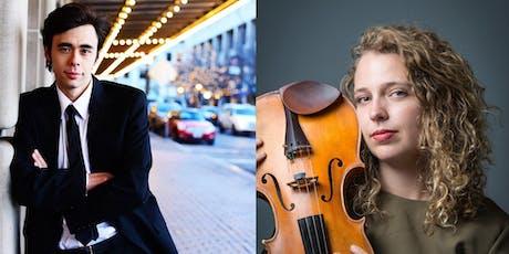 In Vitam et Mortum: Sonatas for Viola and Piano tickets