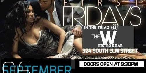 The Official First Friday In The Triad