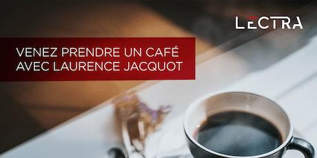 Rencontre discussion avec Laurence Jacquot billets