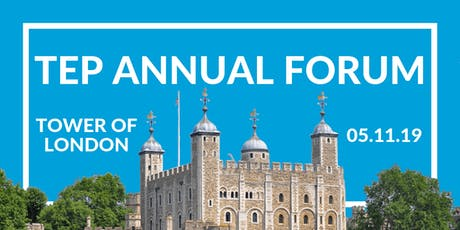 TEP Annual Forum 2019: The Tidal Thames in a Changing Climate tickets