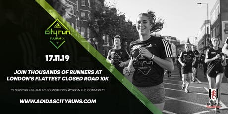 adidas Fulham 10K Run tickets