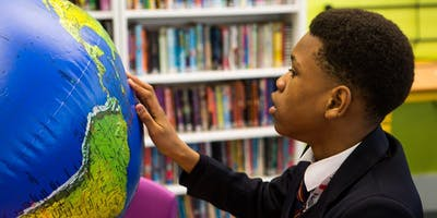 Everything is connected: Enrich school life through global learning