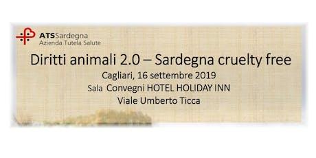 Diritti animali 2.0 -Sardegna crueltyfree biglietti