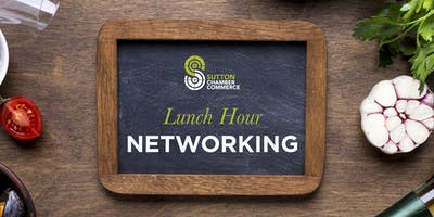 Sutton Chamber Networking in September