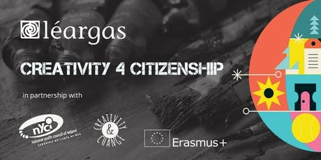 Creativity4Citizenship (Erasmus+, European Solidarity Corps) tickets