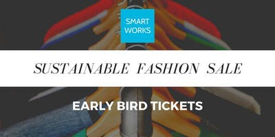 Sustainable Fashion Sale - Early Bird Tickets