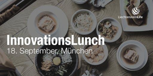 InnovationsLunch, 18. September in München
