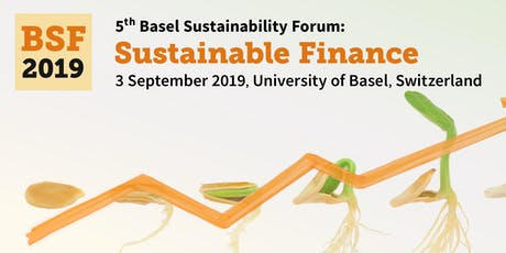 Fifth Basel Sustainability Forum: Sustainable Finance tickets