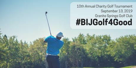 Business is Jammin' 10th Annual Charity Golf Tournament  tickets