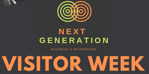 Next Generation Networking - Visitor Week
