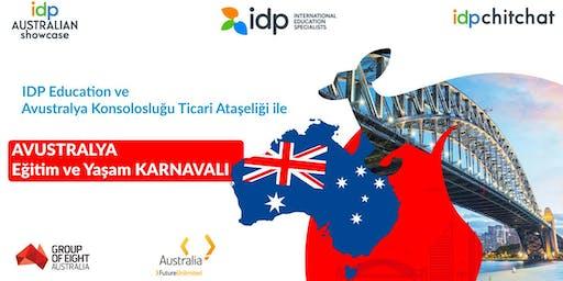IDP Avustralya Eğitim ve Yaşam Karnavalı