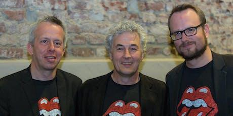 JazzStones Trio plays The Rolling Stones | CD-release Konzert Tickets