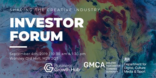 Shaping the Creative Industry - Morning Session