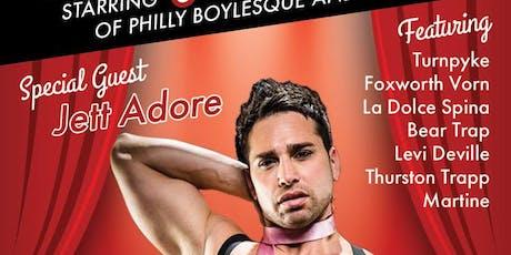 Daddy & Friends:  Starring Jett Adore! tickets