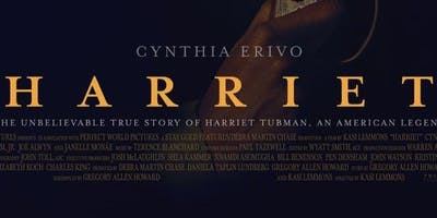 """""""MOVEMENT """" Harriet Movie Discussion & Performance"""