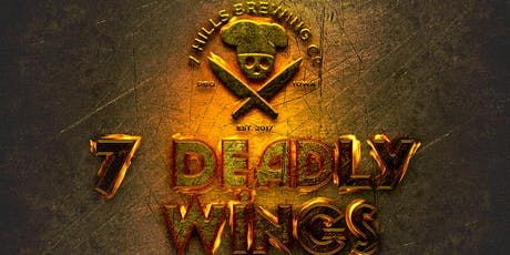 7 Deadly Wings Challenge tickets