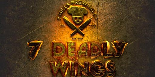 7 Deadly Wings Challenge