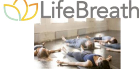 LifeBreath: A Yoga and Meditation Immersion Training for Mental Health Professionals tickets