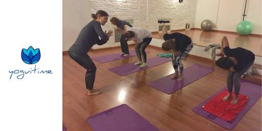 Yoga en las tardes - Nuevos Ministerios - Clase de Prueba
