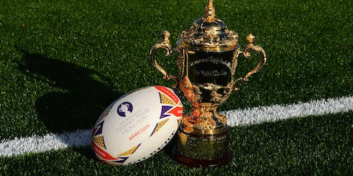 Rugby World Cup: Japan V Russia