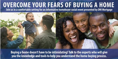 Overcome your fears of buying a home, Humble, TX! tickets