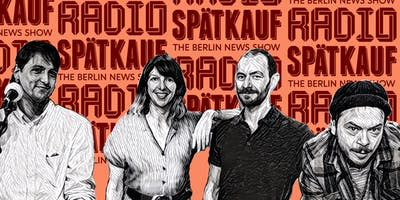 Radio Spaetkauf Podcast Recording October