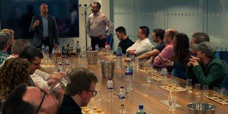 Belfast Whiskey Social - MASTERCLASSES tickets