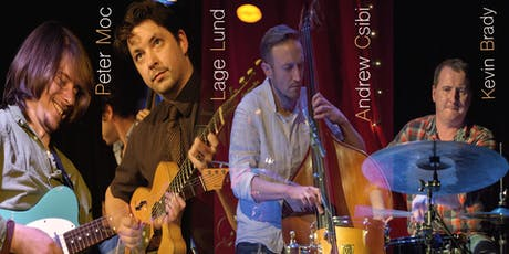 "Peter Moc Group w/ LAGE LUND: ""Full Circle"" album tour tickets"