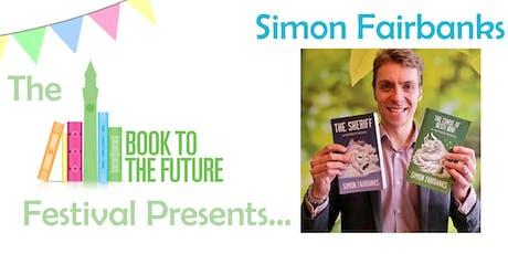 Simon Fairbanks: How to Self Publish tickets