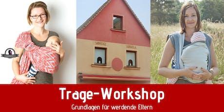 Trage-Workshop - Grundlagen für werdende Eltern Tickets