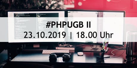 PHP Usergroup Bremen | #phpugb II Tickets