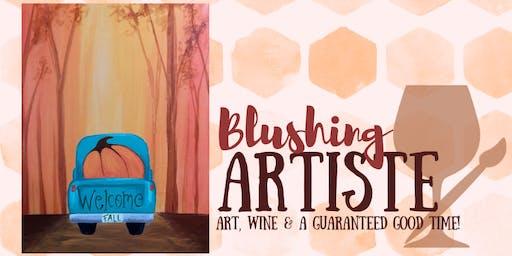 Blushing Artiste - September 28th
