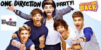 One Direction Party! Bring It All Back - Lincoln