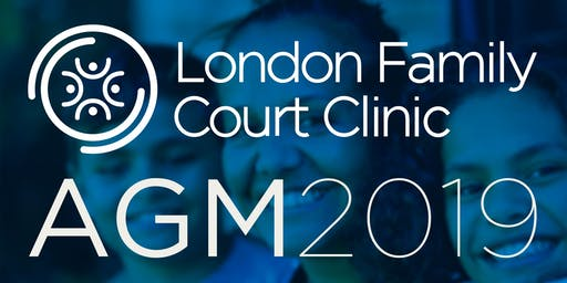 London Family Court Clinic - 2019 Annual General Meeting