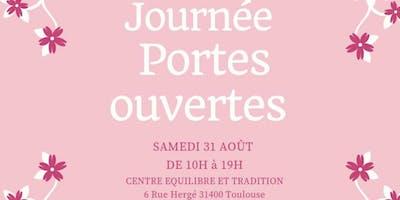 Journée Portes ouvertes au Centre Equilibre et Tradition :  cours gratuits