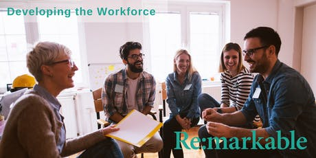 Be the Changemaker: Attracting, recruiting and retaining the workforce - Stornoway tickets