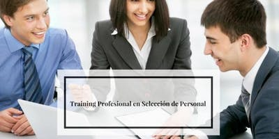 Training Intensivo en Selección de Personal