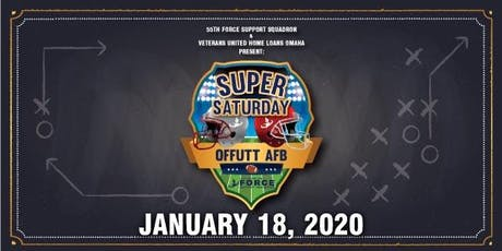 Offutt AFB Super Saturday 2020 tickets