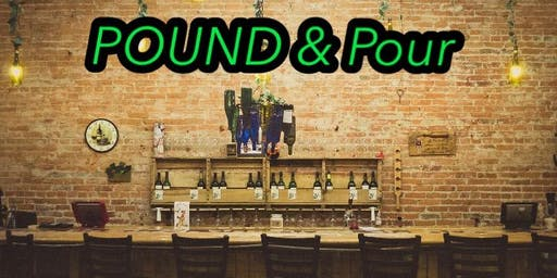 Pound® & POUR with Fox Winery