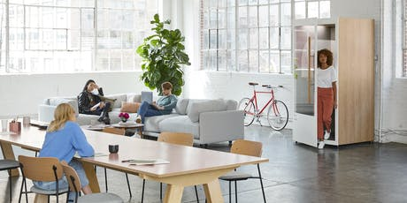 Management de l'espace, flex office:  les bureaux font leur révolution ! billets