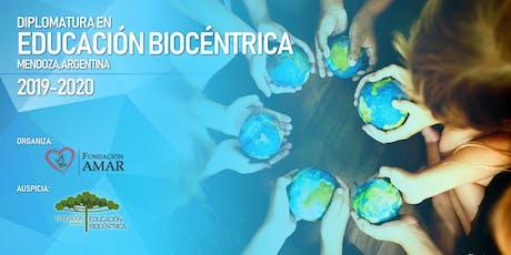 Formación en Educación Biocéntrica - Mendoza 2019/2020 entradas