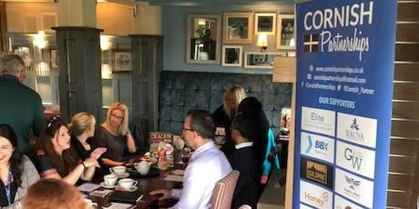 18 October - Breakfast Networking at Penventon Park Hotel, Redruth tickets
