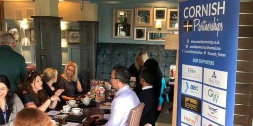 18 October - Breakfast Networking at Penventon Park Hotel, Redruth