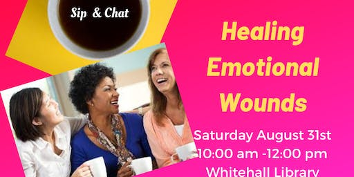 Heal on Purpose Sip and Chat