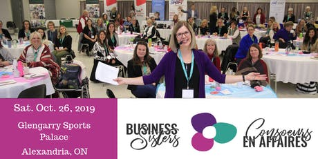 Business Sisters Conference 2019 tickets