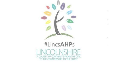 Lincolnshire AHP Learning Summit. #LincsAHPs Heart of the System