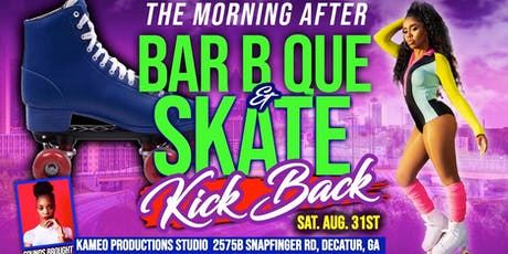 The Morning After Skate Bar B Que And Kickback and workshop  tickets