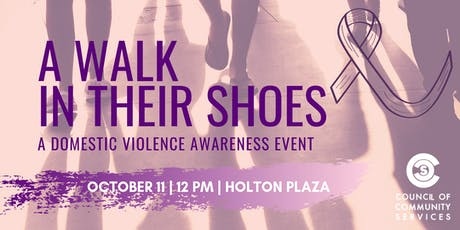 12th Annual A Walk in Their Shoes - Resource Fair  tickets