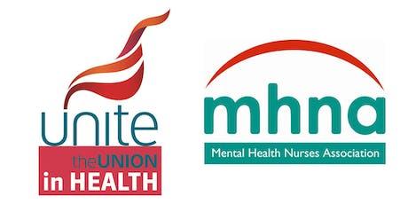 Unite/MHNA Northern Ireland member meeting tickets